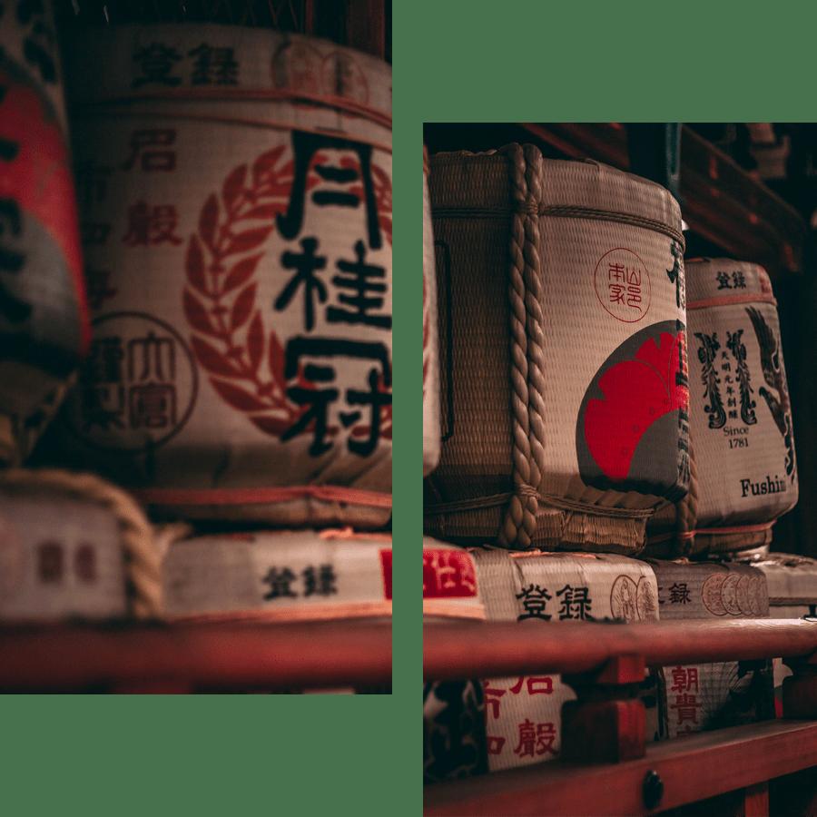 Présentation Nihonshu