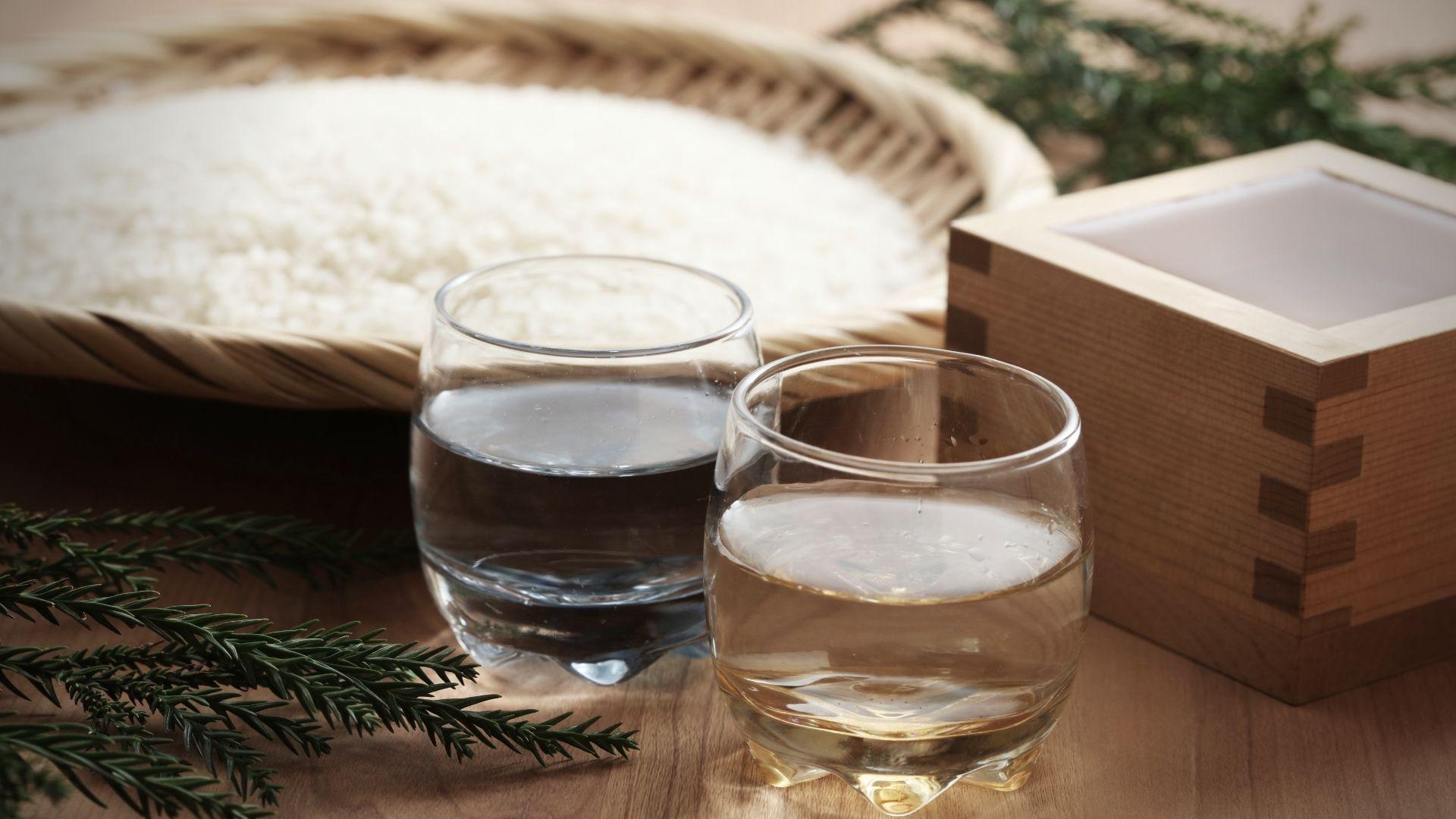 Ingrédients-fabrication-saké